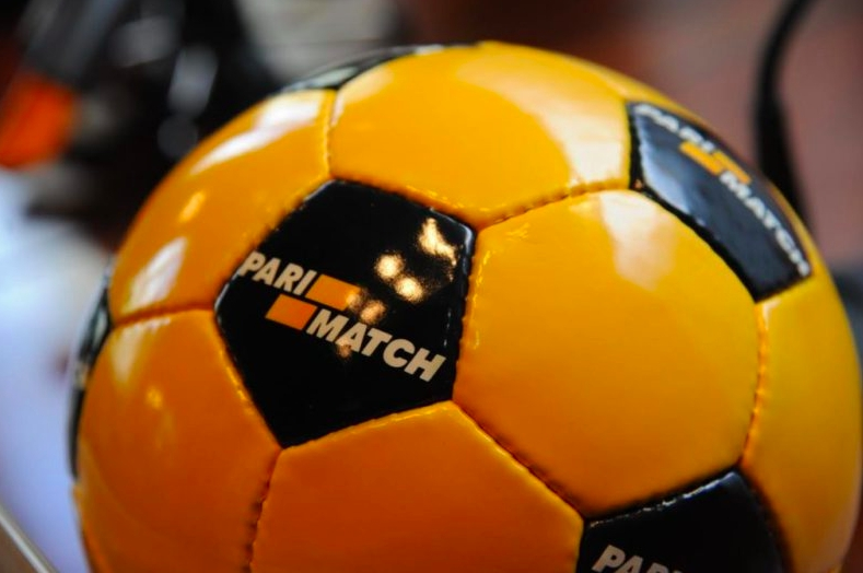 PariMatch - try to bet in football